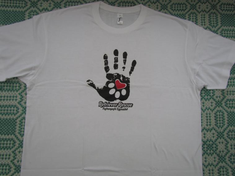 86f2305388 RR póló – női – Retriever Rescue Fajtamentő Egyesület